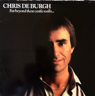 Chris De Burgh ‎- Far Beyond These Castle Walls (LP) (Ex+/G++)